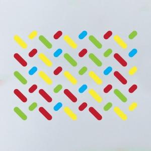 Confetti sprinkle