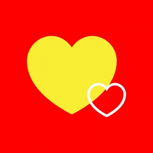 Confetti Collection - Heart