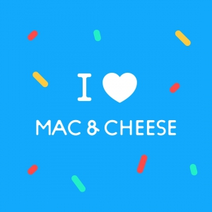I Heart Mac n Cheese