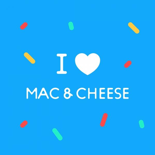 I Heart Mac n Cheese